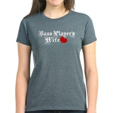 Bass Player's Wife Tee