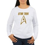 Star Trek Women's Long Sleeve T-Shirt