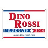 Dino Rossi for Senate Banner