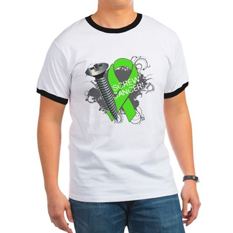 Screw Lymphoma Cancer Ringer T