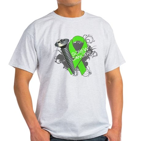 Screw Lymphoma Cancer Light T-Shirt