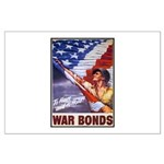 Have & Hold American Flag Large Poster