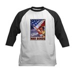 Have & Hold American Flag Kids Baseball Jersey