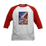 Have & Hold American Flag (Front) Kids Baseball Je
