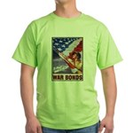 Have & Hold American Flag Green T-Shirt
