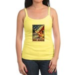 Have & Hold American Flag Jr. Spaghetti Tank