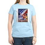 Have & Hold American Flag (Front) Women's Pink T-S