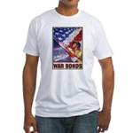 Have & Hold American Flag Fitted T-Shirt