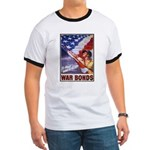 Have & Hold American Flag Ringer T