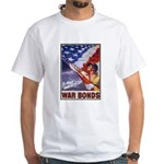Have & Hold American Flag (Front) White T-Shirt