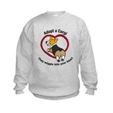 Cute Corgi rescue Sweatshirt