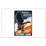 Victory Eagle Poster Art Large Poster