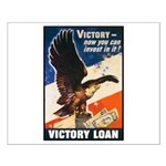 Victory Eagle Poster Art Small Poster