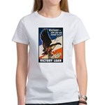 Victory Eagle Poster Art (Front) Women's T-Shirt