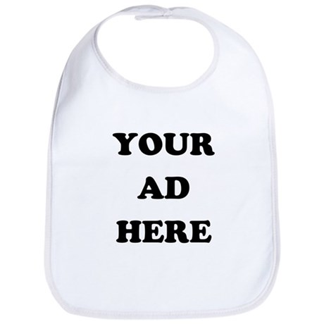 Your Ad Here Bib