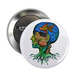 "GOLDFISH OF MY MIND 2.25"" Button"