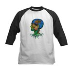 GOLDFISH OF MY MIND Kids Baseball Jersey