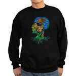 GOLDFISH OF MY MIND Sweatshirt (dark)