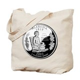 Alabama Quarter Tote Bag