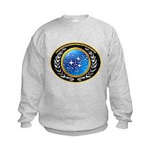 United Federation of Planets Sweatshirt