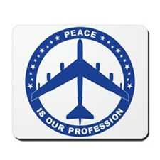 B-52G Peace Sign Mousepad
