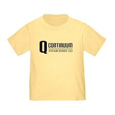 Star Trek Q Continuum T