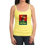 Loose Lips Sink Ships Jr. Spaghetti Tank