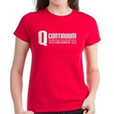 Star Trek Q Continuum Tee