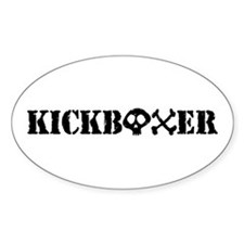 Kickboxer Decal