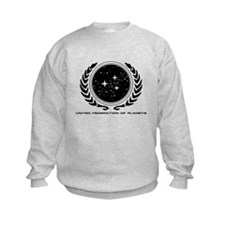 Federation Seal (mono) Sweatshirt
