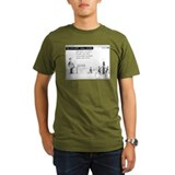 E-Discovery Organ Grinder T-Shirt