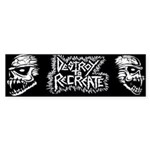 DTR Bumper Sticker