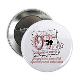 "Unique Occupational therapy 2.25"" Button (10 pack)"