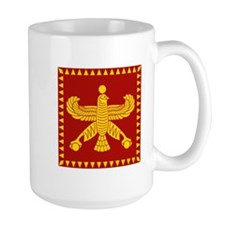 Cyrus the Great Persian Standard Flag Mug