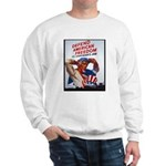Defend American Freedom (Front) Sweatshirt