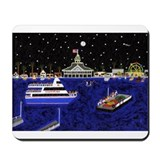 Newport beach california Mousepad