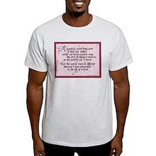 100 Years, Mauve - T-Shirt