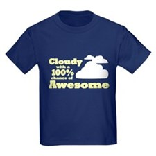 Cloudy Chance Awesome Tee