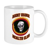 AGENT ORANGE HEALTH CLUB Mug