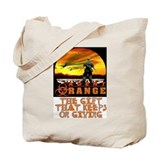 AGENT ORANGE SUNSET Tote Bag