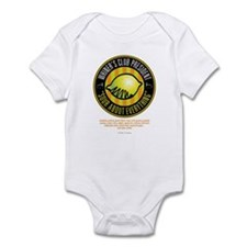 Whiner's Club Infant Bodysuit