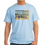 Hokusai Sazai Hall Light T-Shirt