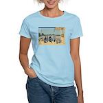 Hokusai Sazai Hall Women's Light T-Shirt