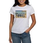 Hokusai Sazai Hall Women's T-Shirt