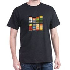 Street Fighter Colors T-Shirt