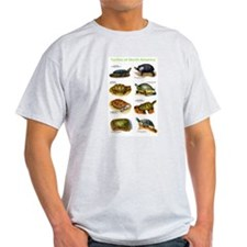 Turtles of North America T-Shirt