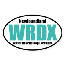 WRDX Decal