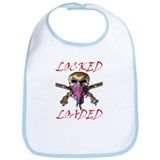 Locked-N-Loaded Bib