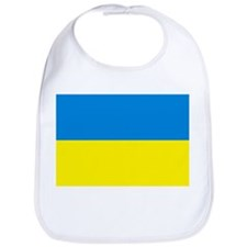 Ukraine Flag Bib