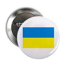 """Ukraine Flag 2.25"""" Button (10 pack)"""
